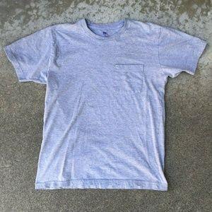 American Apparel  Pocket Short Sleeve T Shirt